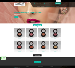 morfacecosmetics.com