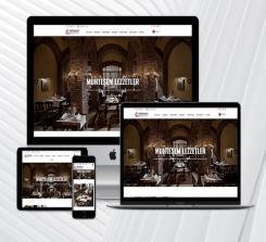Restaurant Sitesi Pro v3.5