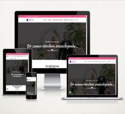 Düğün Salonu Sitesi Pink v.4.0