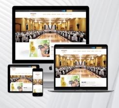 Düğün Salonu Sitesi Gold v2.5